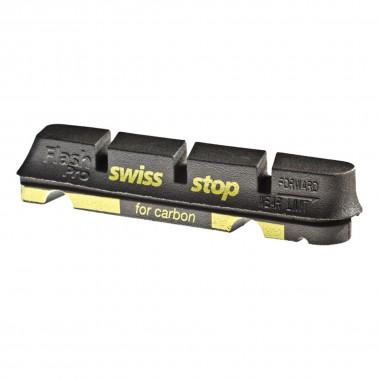 Swissstop Bremsbeläge für Carbonfelgen 4 Stück