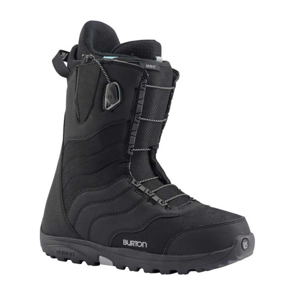 Burton Mint wms black