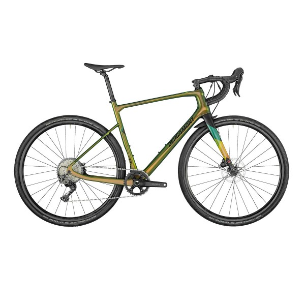 Bergamont Grandurance Elite gold/green 2021