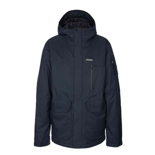Zimtstern Lafferty Snow Jacket anthrazit 14/15