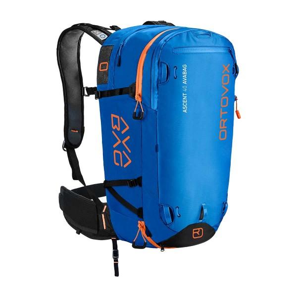 Ortovox Ascent 40 Avabag Kit safety blue 20/21