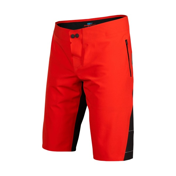 Fox Downpour Short red/black 16/17