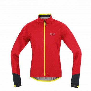 Gore Power Gore Tex Active Jacke red/black 16/17