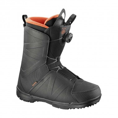 Salomon Faction Boa black/orange 16/17