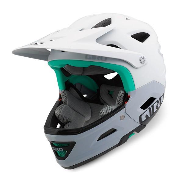 Giro Switchblade Mips matte white/grey 2017