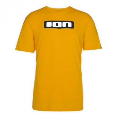 Ion Logo SS Tee saffron 2015