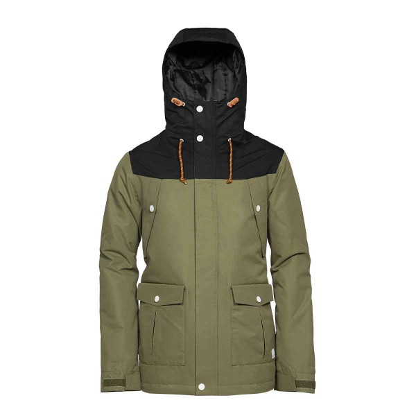 WearColour Charge Jacket loden 17/18