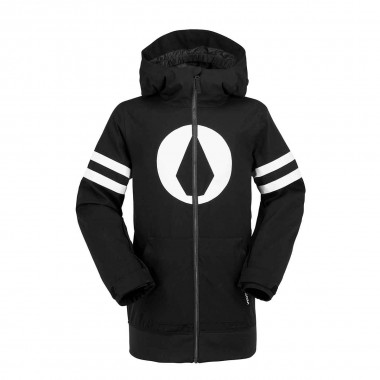 Volcom West Jacket boys black 16/17