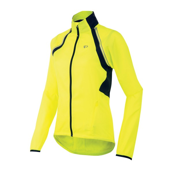 Pearl Izumi Barrier Convertible Jacket wms yelllow 2018