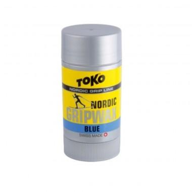 Toko Nordic Grip Wax blue 15/16