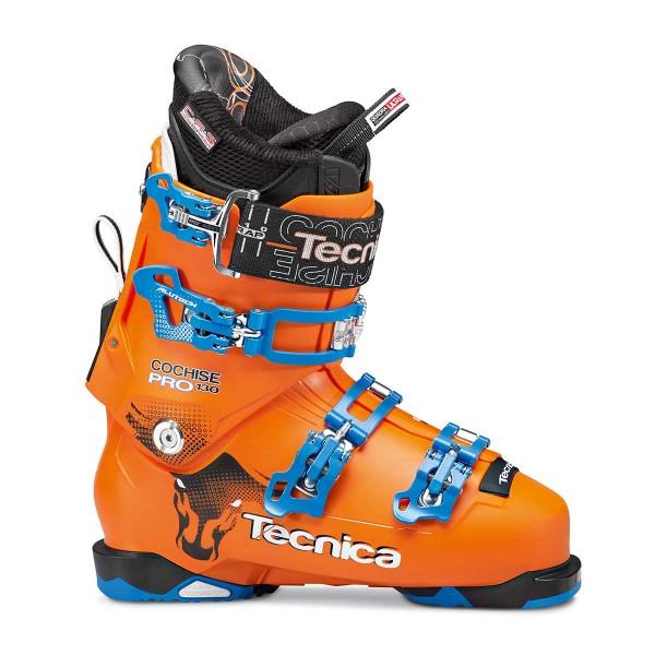 Tecnica Cochise Pro 130 bright orange 15/16