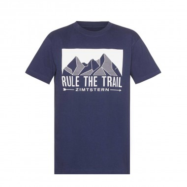 Zimtstern TSM_Rule T-Shirt marine 2016