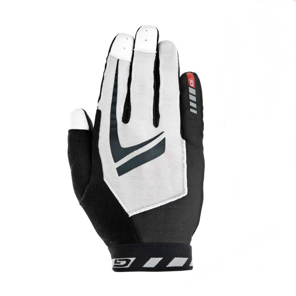 GripGrab Racing Glove black/white 2015