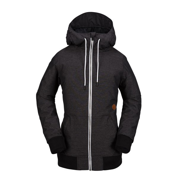Volcom Alesk Ins Jacket wms black