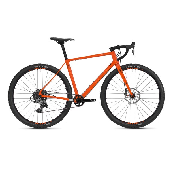 Ghost Fire Road Rage 6.9 orange/black 2020