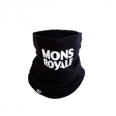 Mons Royale Double Up Neckwarmer black 16/17
