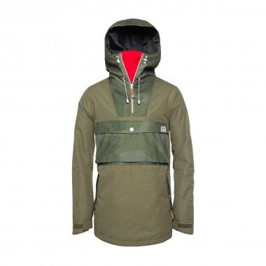 Colour Wear CLWR Anorak loden 16/17