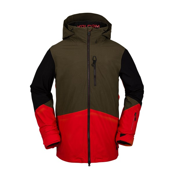 Volcom BL Stretch Gore-Tex Jacket red 20/21