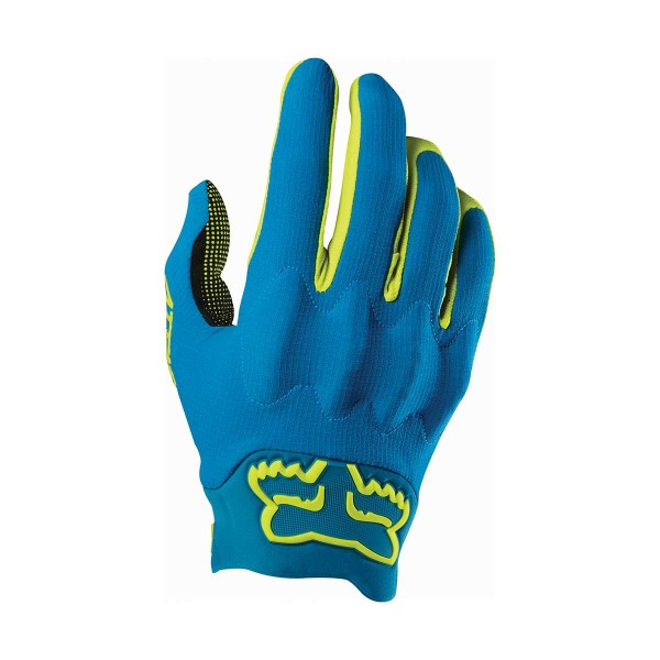 Fox Attack Glove teal 2017