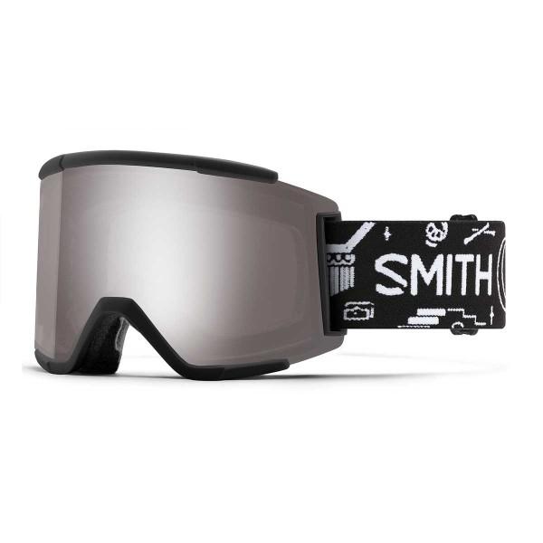 Smith Squad XL Craig Robson / ChromaPop sun platinum mirror 19/20