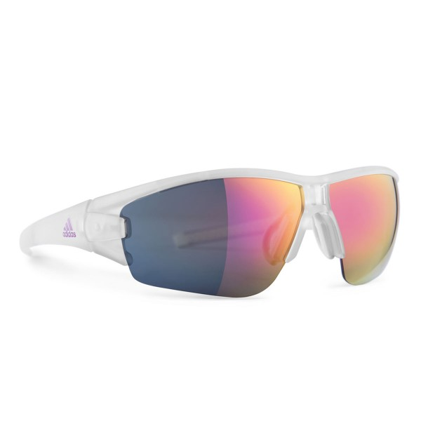 Adidas Evil eye halfrim crystal m purple mir S 2019 Sonnenbrille