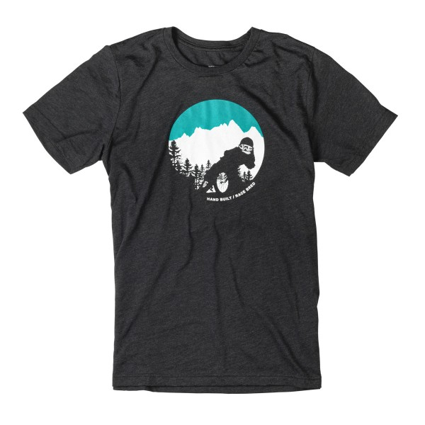 Yeti MTN Sliding Yetiman Tee black 2018