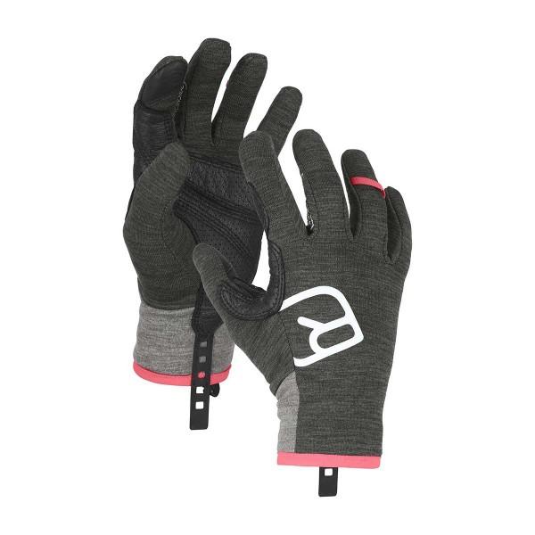 Ortovox Fleece Light Glove wms dark grey blend 21/22
