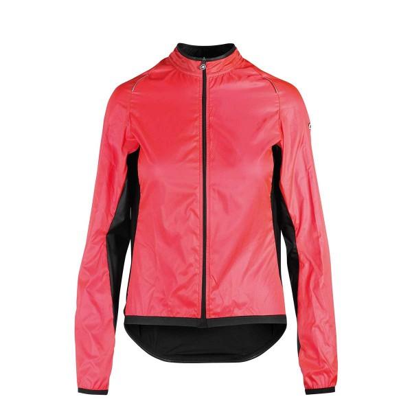 Assos Uma GT Wind Jacket wms diva pink 2021