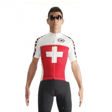 Assos Suisse Fed SS Jersey evo7 suisse 2016