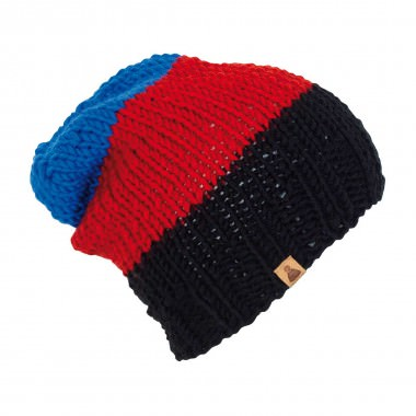 Sionyx LayerBLayer 2in1 Beanie bk/rd/blue 15/16