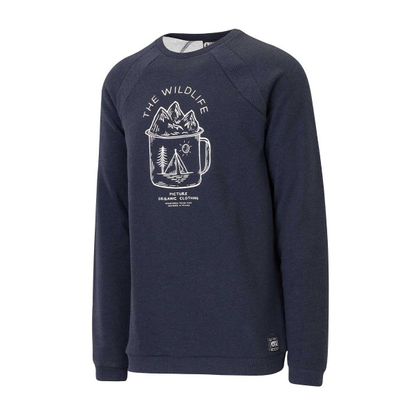 Picture Lifer Sweater dark blue 19/20