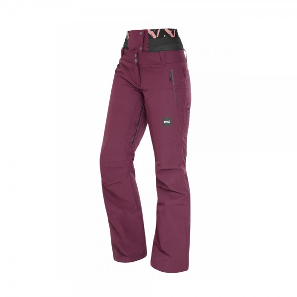 Picture Exa Pant wms burgundy 20/21
