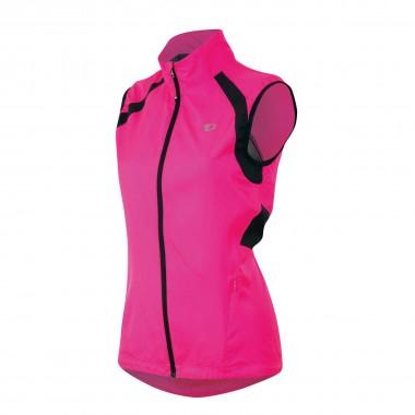 Pearl Izumi Elite Barrier Vest wms scream pink 2016