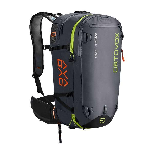 Ortovox Ascent 40 Avabag Kit black anthracite 20/21