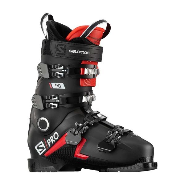 Salomon S/Pro 90 black/belluga/red 20/21