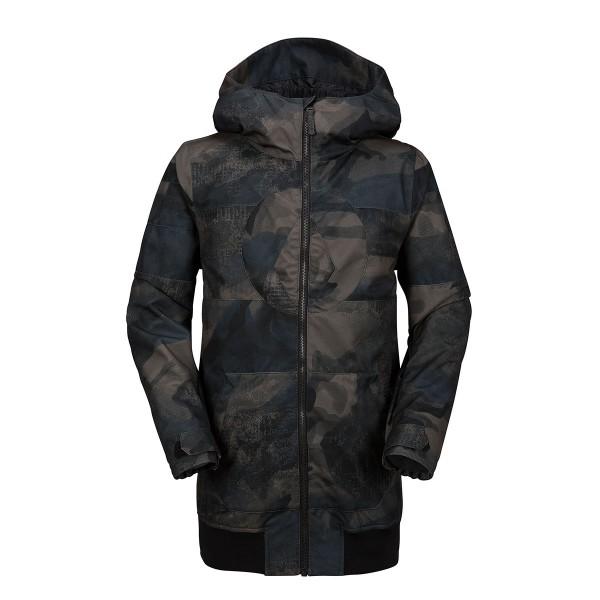 Volcom West Jacket boys camouflage 17/18