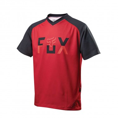 Fox Racing Ranger Jersey kids red/blk 2016
