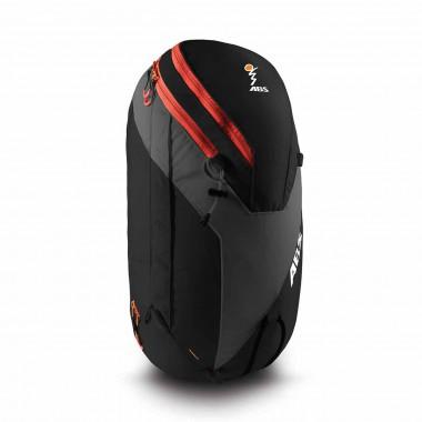 ABS Zip-On Vario 32 black/orange 16/17