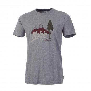 Maloja FreddyM. T-Shirt grey melange 16/17