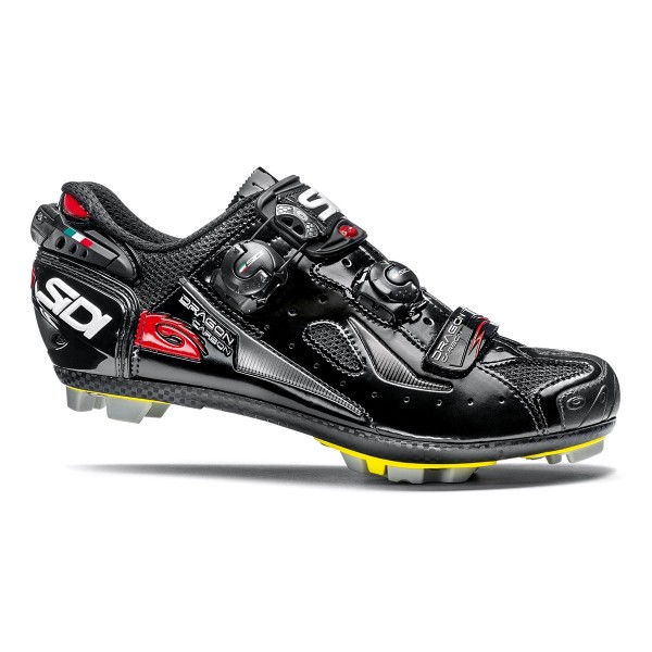 Sidi Dragon 4 Carbon SRS MTB black 2018