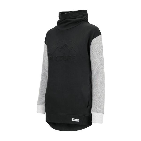 Picture Iguana Sweater wms black 19/20