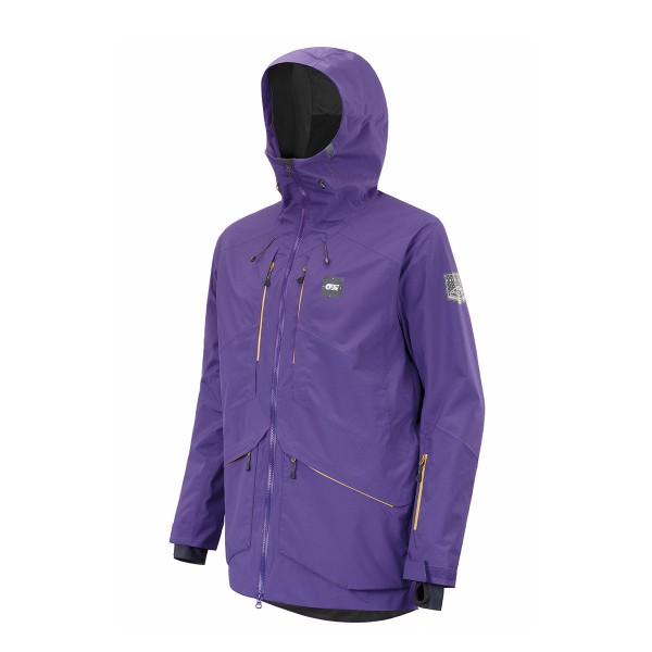 Picture Zephir Jacket dark purple 20/21