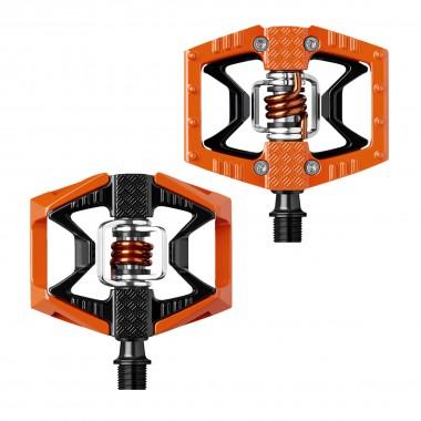 Crank Brothers Doubleshot orange/black