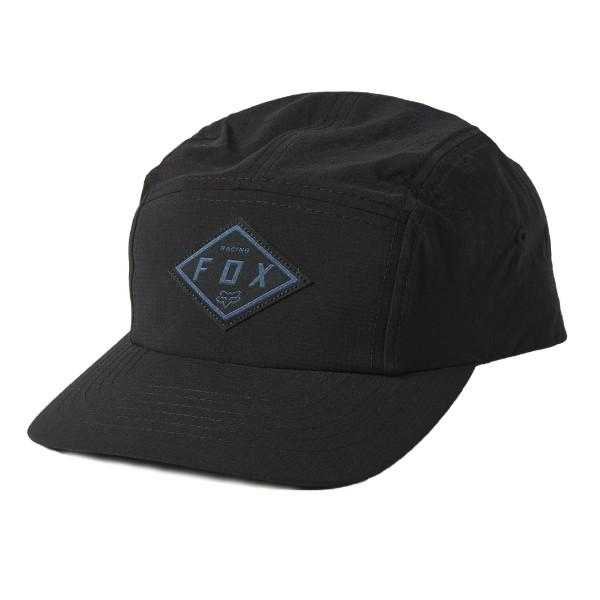 Fox Racing Badge 5 Panel Hat black 2021