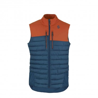 Scott Insuloft Explorair Vest orange/blue 16/17
