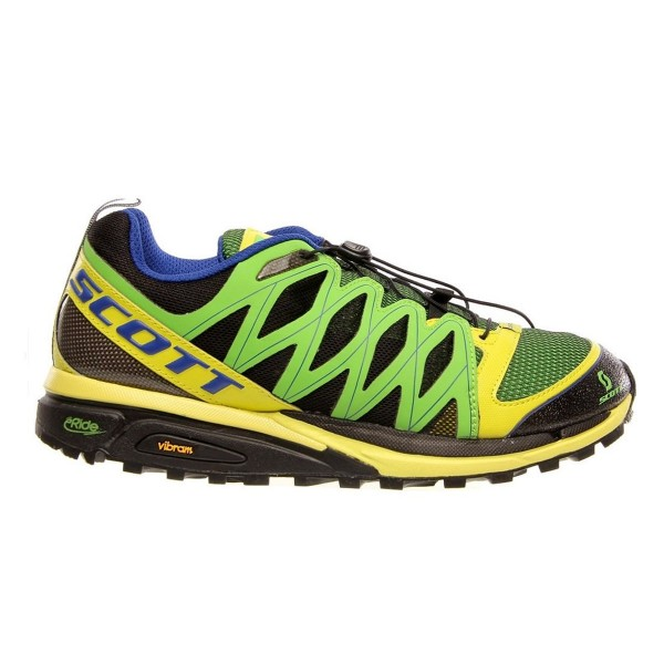 Scott eRide Aztec3 IM green/yellow 2012