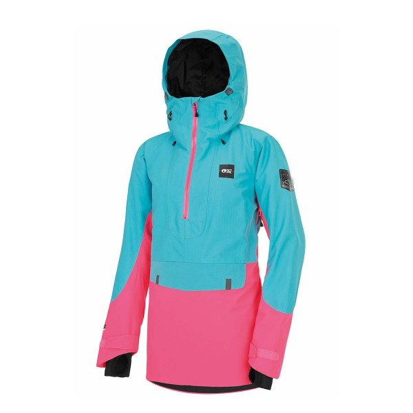 Picture Tanya Jacket wms lt blue pink 21/22