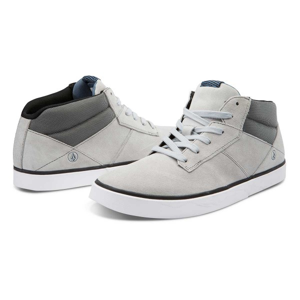 Volcom Grimm Mid 2 Shoe cool grey