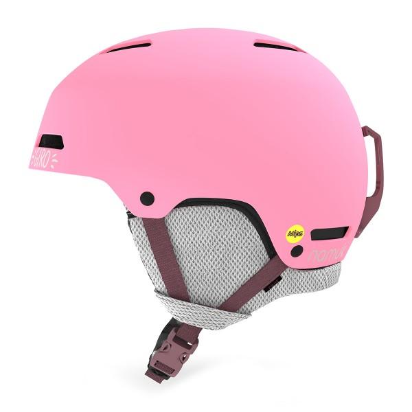 Giro Crüe Mips kids matte pink namuk 19/20