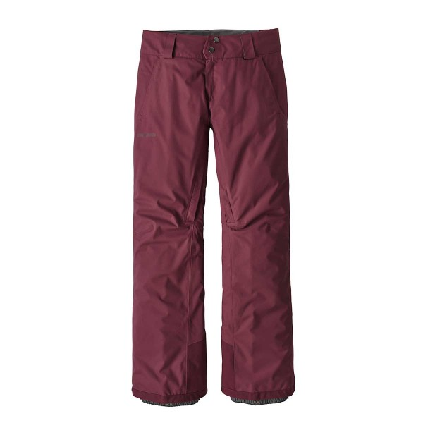 Patagonia Women´s Insulated Snowbelle Pants dark currant 18/19